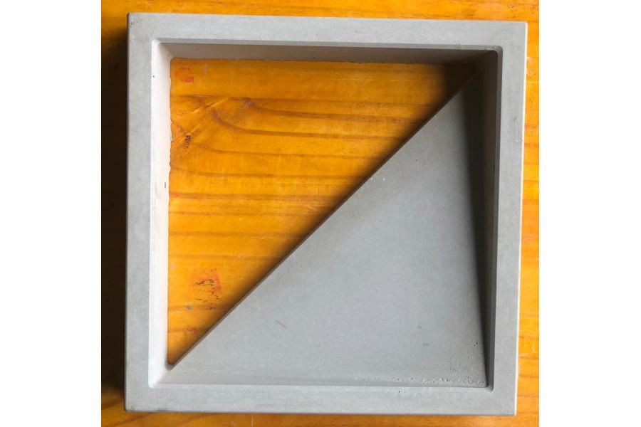 Cobogó Triângulo